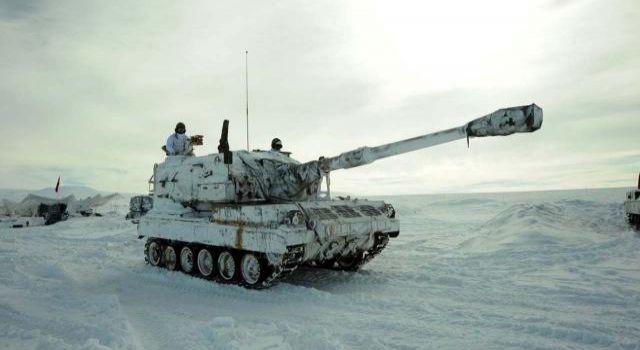 2021 Tatbikatı 1-12 Şubat tarihlerinde Kars'ta gerçekleştirilecek.