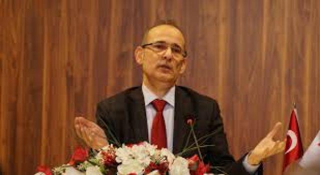Yeni Anayasa Karslı hemşehrimiz Prof. Dr. Yavuz Atar'a emanet
