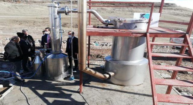 Kars'ta KOSGEB destekleri devam ediyor
