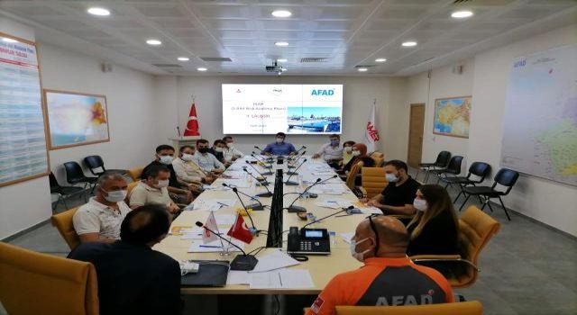 Kars'ta AFAD İRAP Çalıştayı