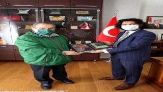 Yazıcı, Genel Sekreter Taşdemir'i ziyaret etti