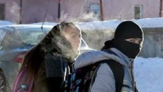 Doğu Anadolu'da gece en düşük sıcaklık Kars'ta ölçüldü