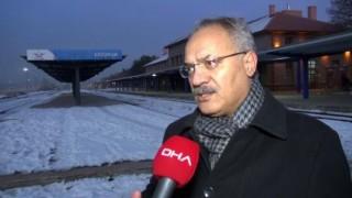 Kars-Iğdır-Nahcivan demir yolu projesinin zamanı geldi