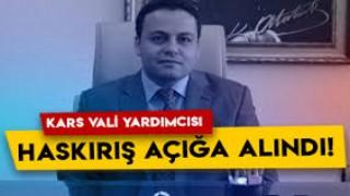 Kars Vali Yardımcısı Haskırış, FETÖ/PDY Soruşturması kapsamında açığa alındı