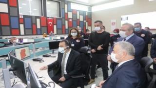 Kars'ta 112 Acil Çağrı Merkezi Açıldı