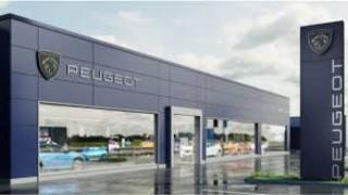 Peugeot logosunu yeniledi