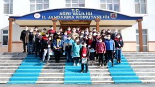 Kars'tan Ağrı'ya 'Biz Anadolu'yuz' Projesi