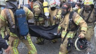 Arnavutköy'de hırdavat deposunda yangın: 4 kişi yaşamını yitirdi